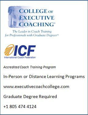 College of Executive Coaching